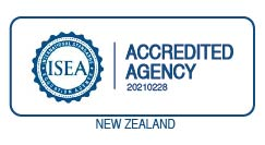 ISEA Acrceditation New Zealand