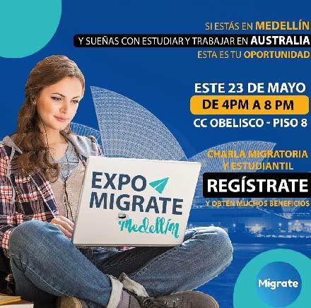 ExpoMigrate Medellin