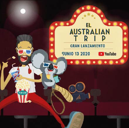 The Australian Trip Web Series